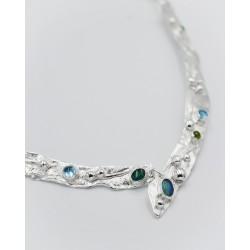 Oystercatcher link bracelet