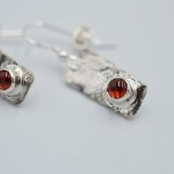 SallyB silver rose heart ring