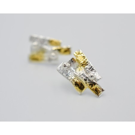 Pebbles slim gemstone ring