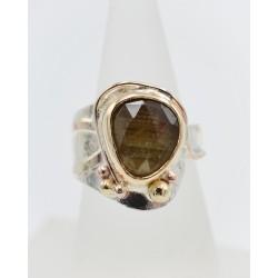 Seasons Treasure Sapphire ring