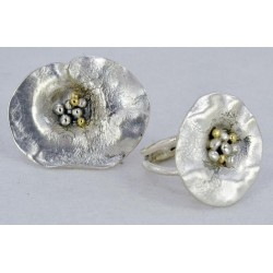 Blossom large ring