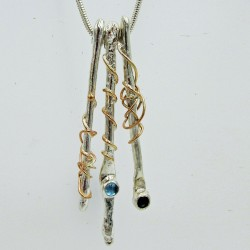Twffa 3pc necklace