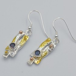 Cornfield short drop earrings