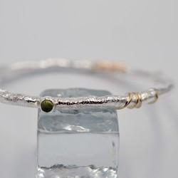 Pebbles round bangle