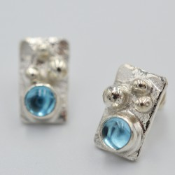 Clouded Pool rectangular studs