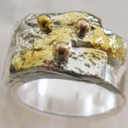 Cornfield raised top ring