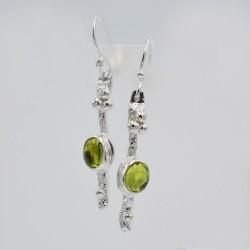 Pebbles short earrings