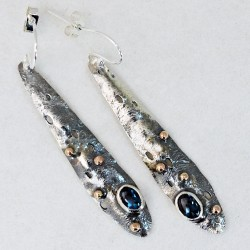 Alpine medium drop earrings