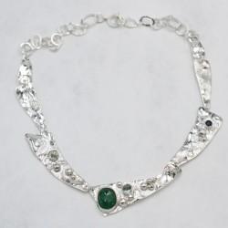 Aloe large necklace