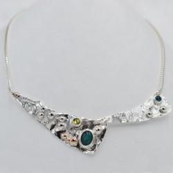 Aloe simple two-piece necklace