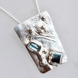 Rockpool Tourmaline silver...