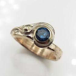 Seasons Treasures silver ring